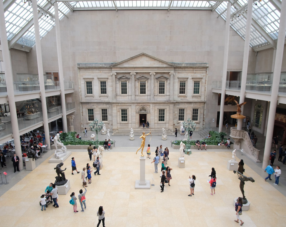 New York museums on a budget - July 27th, 2017