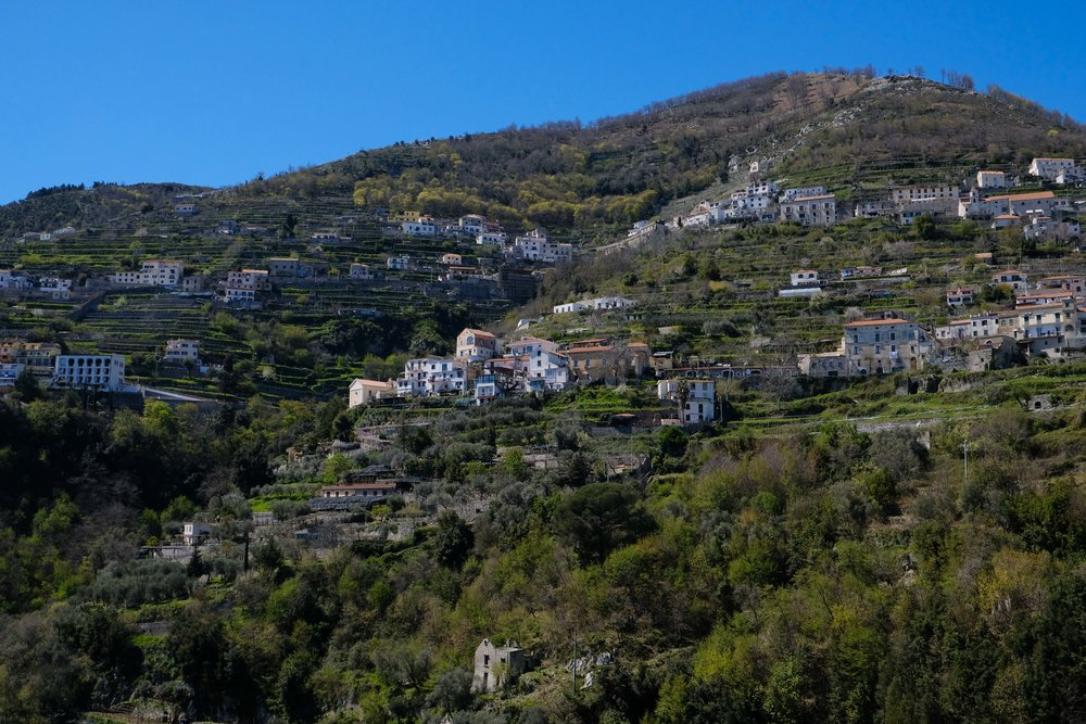 Dont Miss This Amazing Amalfi Coast Hike - May 24th, 2018