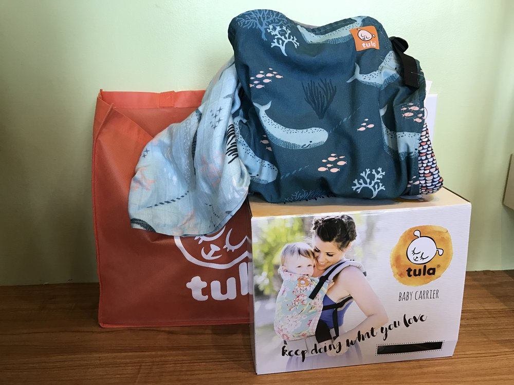 Narwhal Standard Carrier and Blanket pictured, in stock!!