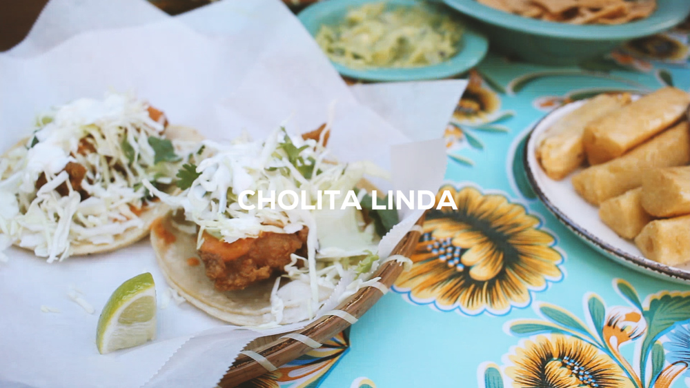 cholita linda fish tacos yucca fries telegraph temescal food restaurant oakland