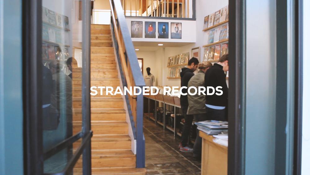 stranded records oakland temescal telegraph