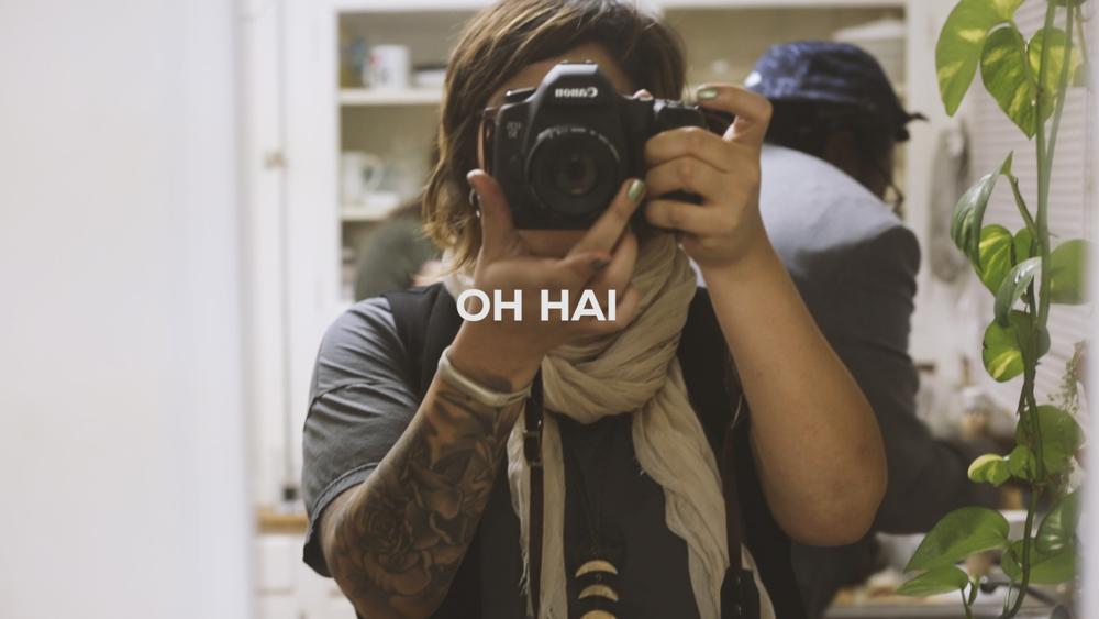 hipster millennial camera 5d markiii canon latina