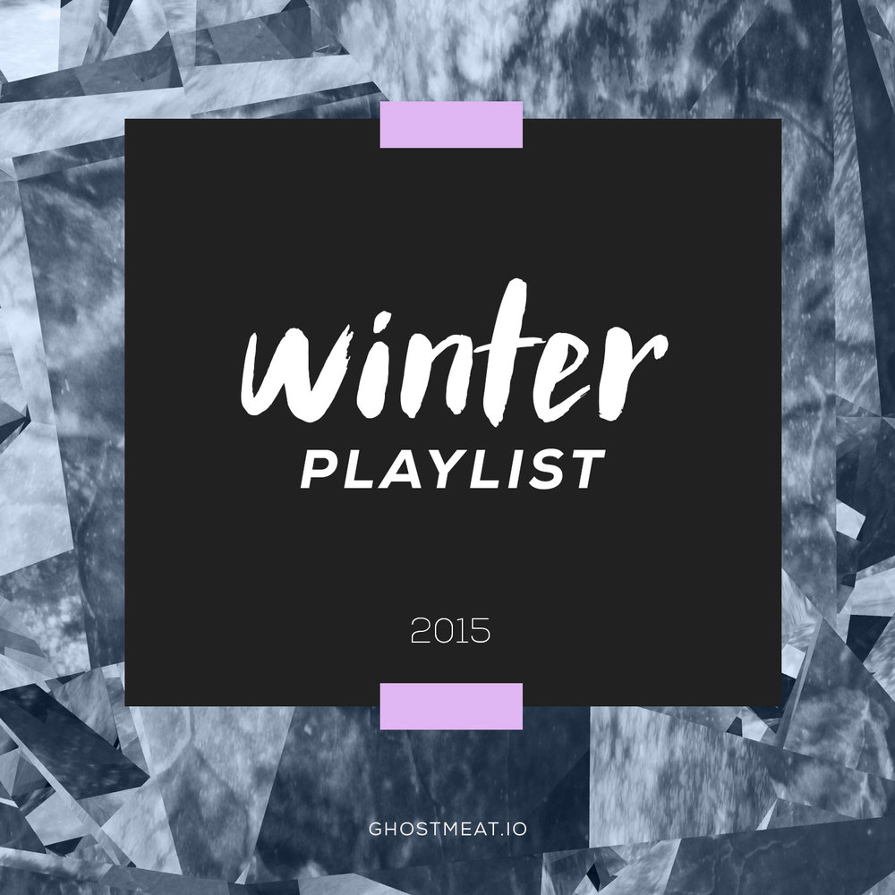 winter chill music playlist mix urban spotify
