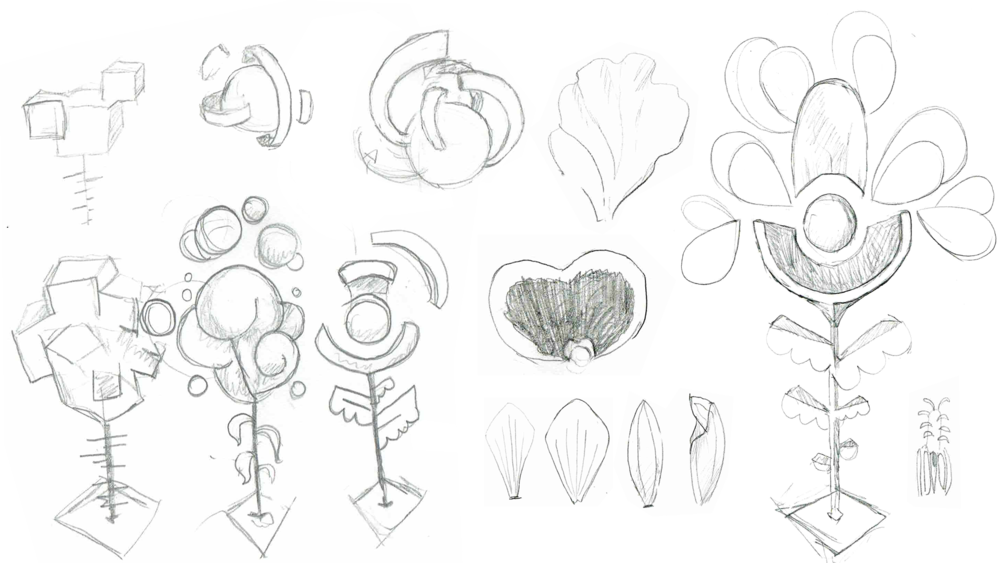 Some of my sketches