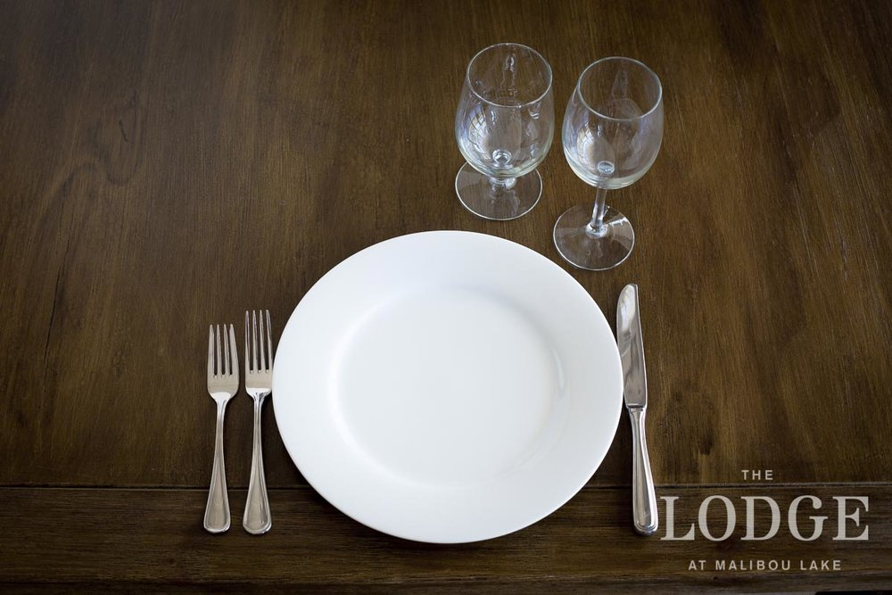 Casual Place Setting
