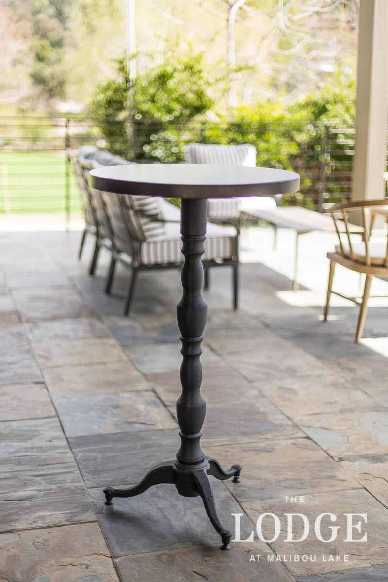 Standing Height Cocktail Table