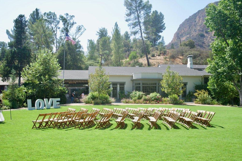 Lawn ceremony LOVE sign.jpg