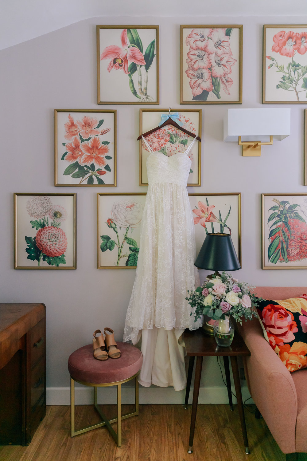 wedding dress in pink room.jpg