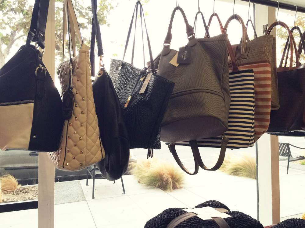 You Can Never Have Enough Handbags!
