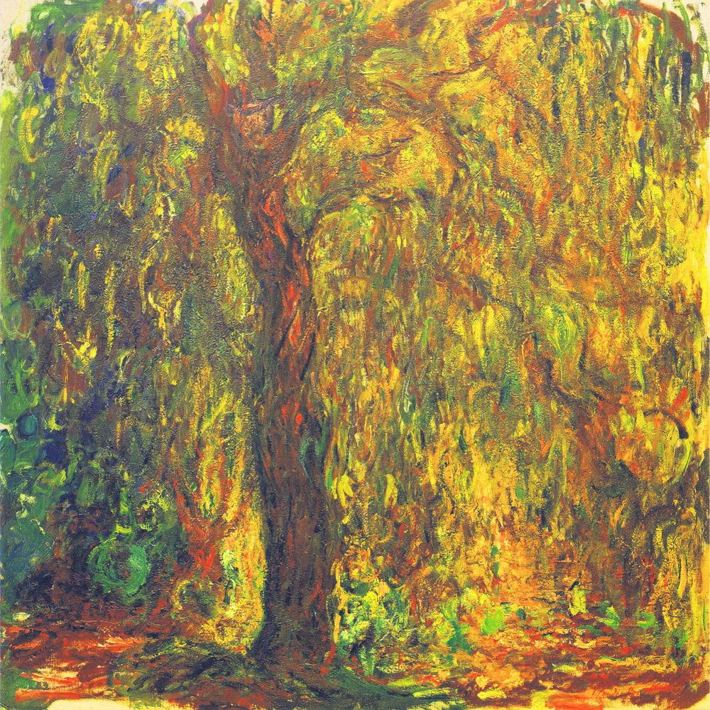 Monet: The Weeping Willow (1918)