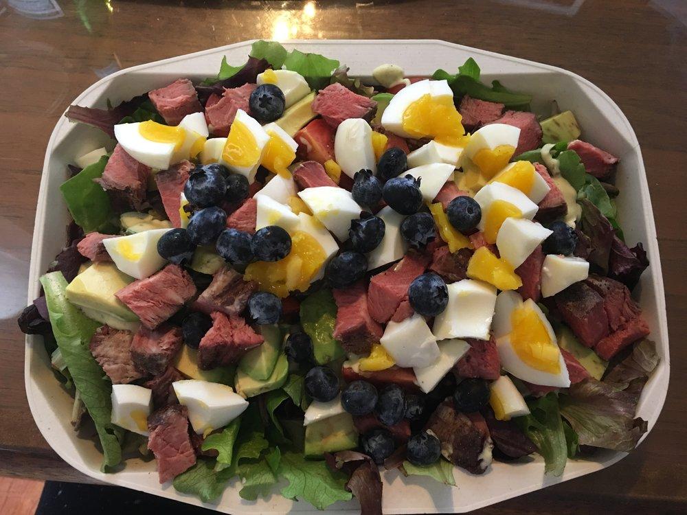 Mmmmm, lunch!