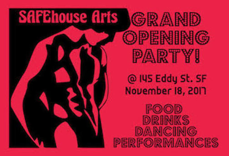 Tickets - NOVEMBER 18th: Artistic Director Annie Kahane will be performing at the grand opening of the new SAFEhouse ARTS.