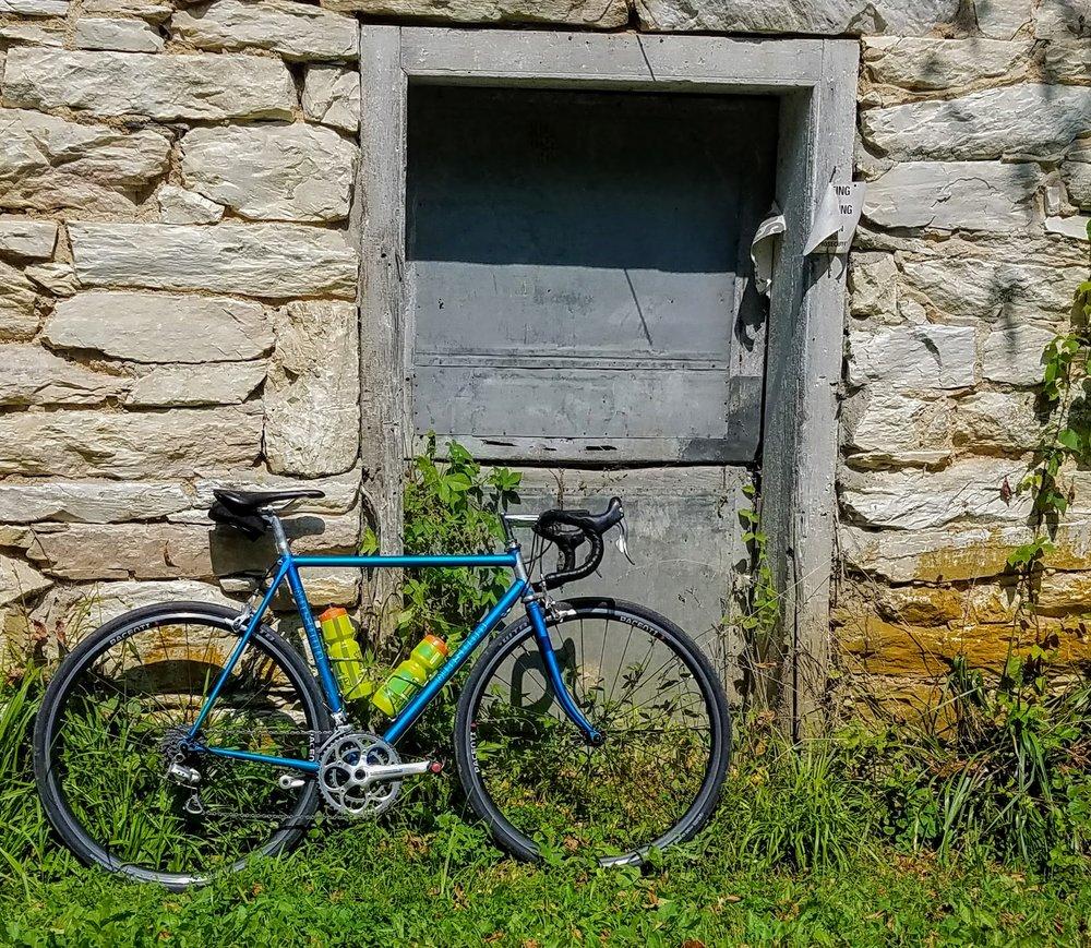 Bishop Road Bike Pacenti Forza / Industry Nine Torch Classic / Sapim CX Sprints & CX Rays / Wheelsmith Nipples