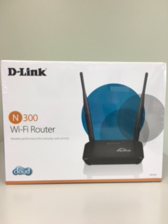 D-Link Wireless Router (please note models may change over time)