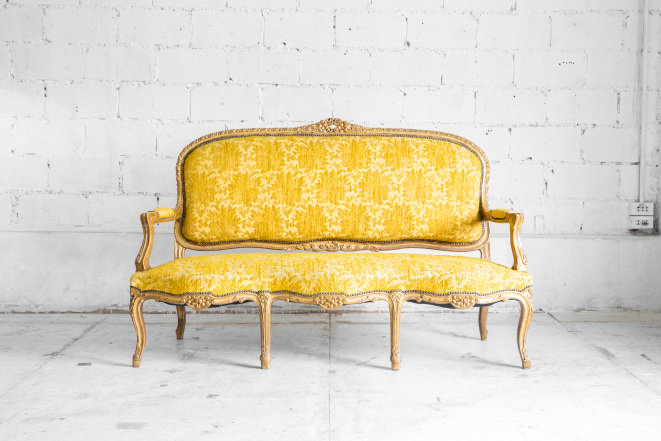KHB Interiors New Orleans Color Consultation – Adding Yellow To Your Space