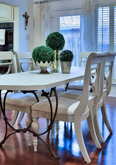 dining table decor ideas metairie uptown top interior designers khb interiors