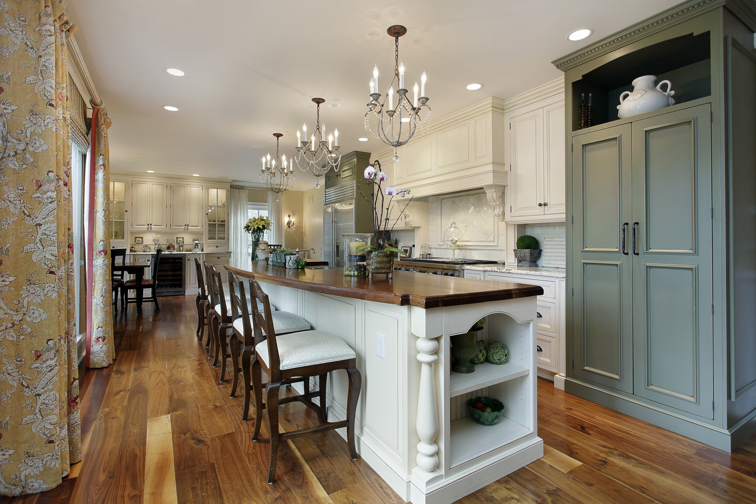 kitchens and dining rooms — new orleans interior designer|new