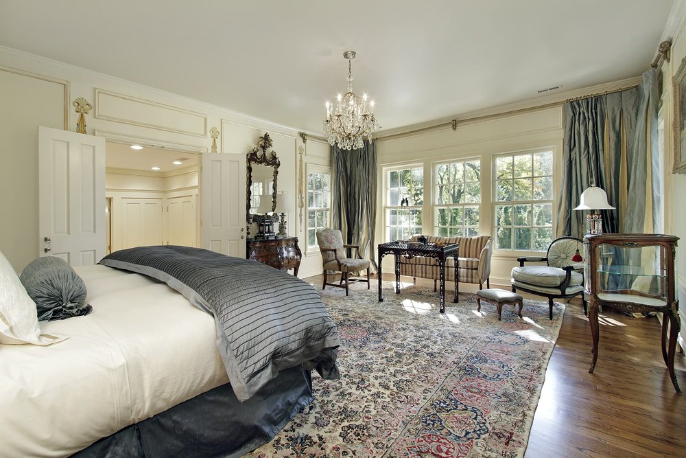 KHB Interiors Master Bedroom Retreat Uptown New Orleans Interior Designer  Old Metairie Interior Decorator Day Of