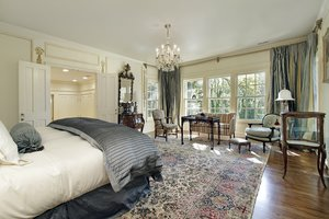 KHB Interiors Master Bedroom Retreat Uptown New Orleans Interior Designer Old Metairie Decorator Day Of