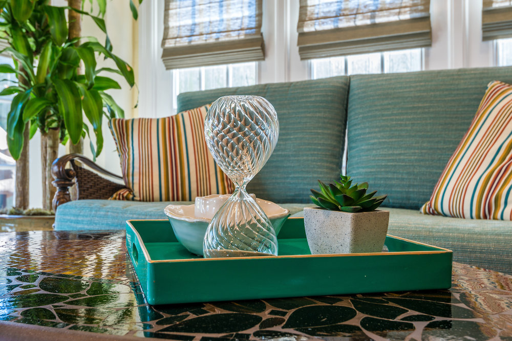 coffee table decor ideas metairie uptown top interior designers