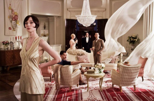 Taken from House Beautiful From The Great Gatsby