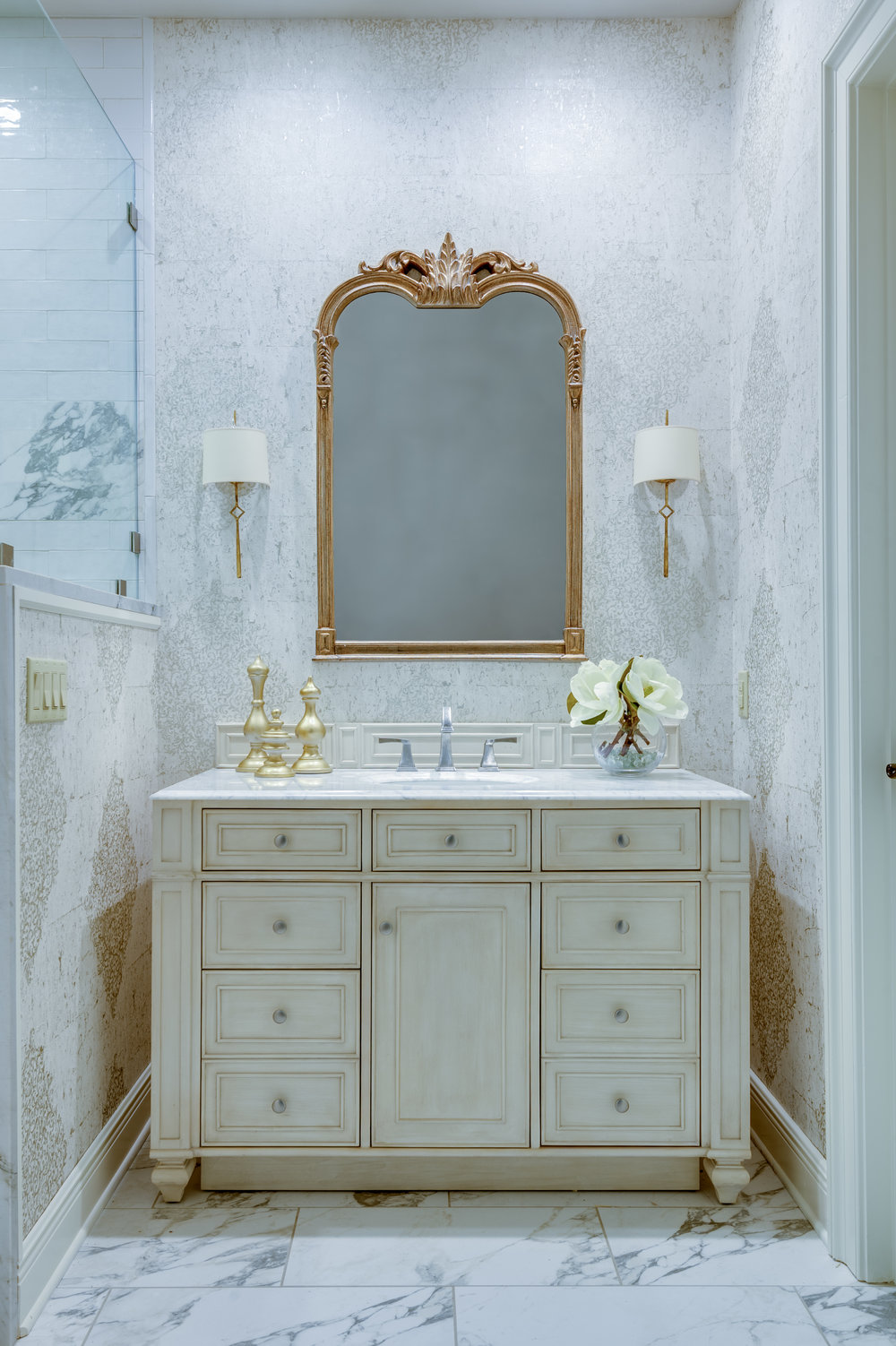 KHB Interiors old metairie new orleans interior designer uptown river ridge interior decorator old metairie vanity master bathroom custom bathroom new orleans mel .jpg