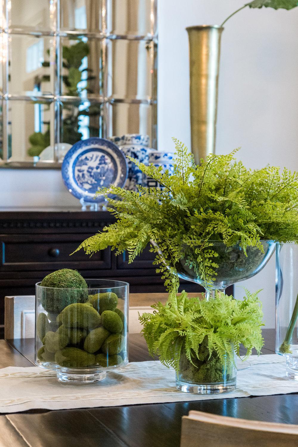 dining room table decor metairie luxury interior designers khb interiors