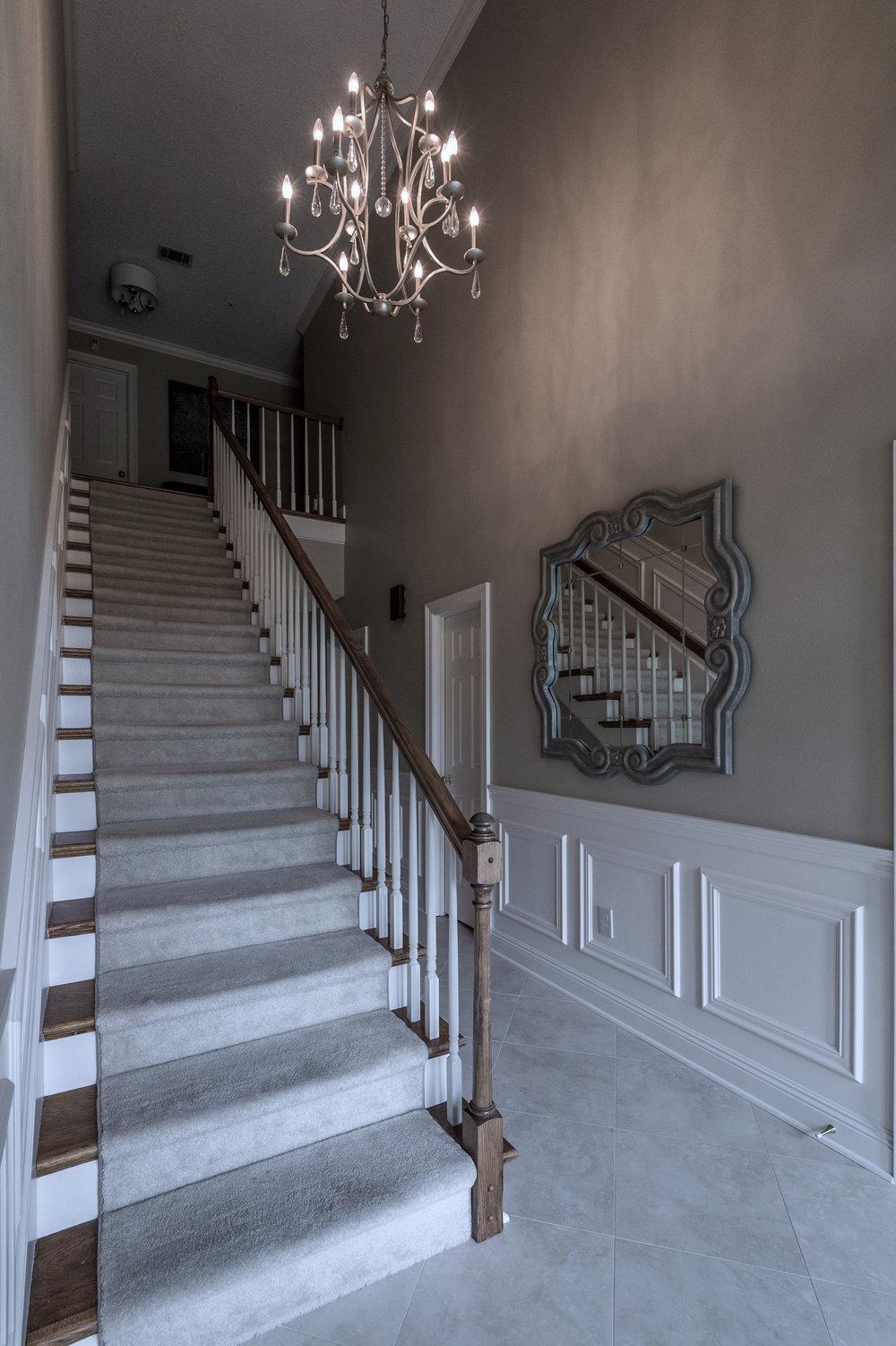 stairway lighting ideas new orleans home interior khb interiors