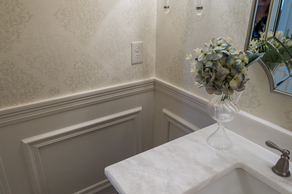 wall paneling ideas metairie residential interior design khb interiors