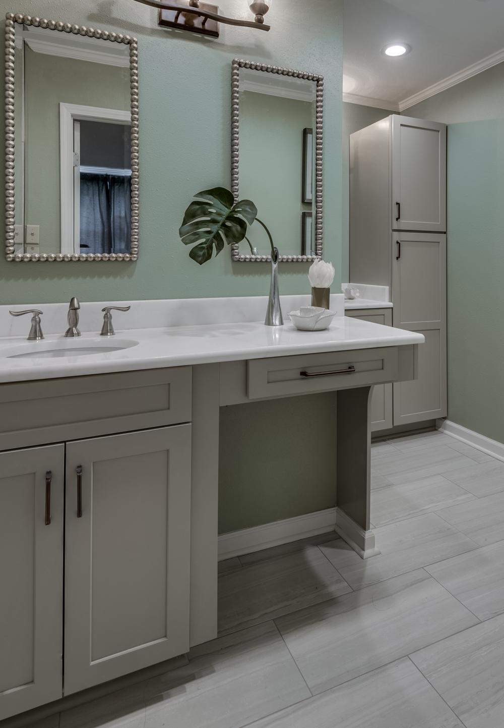 master bathroom garden district new orleans old metairie