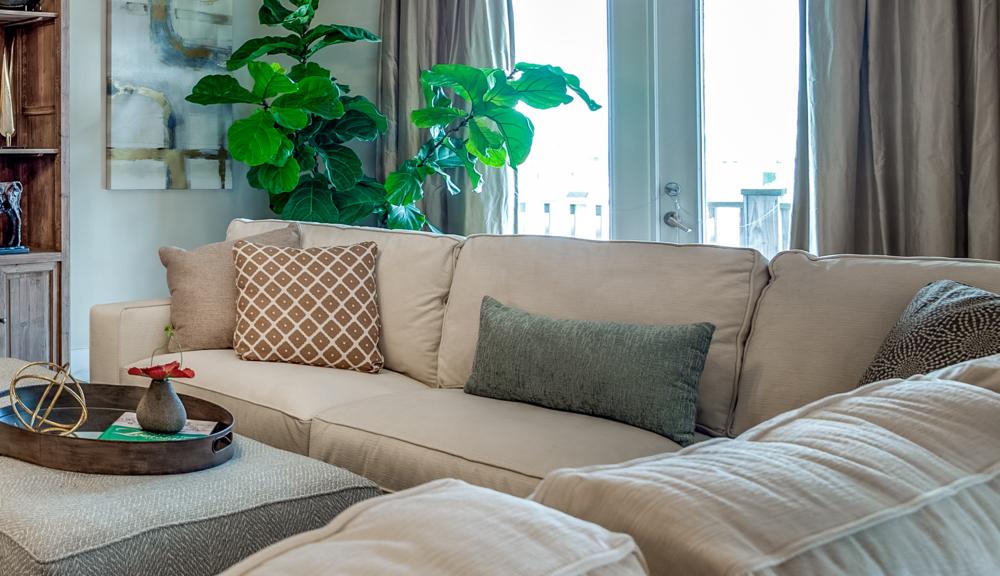 living room sofa pillow metairie uptown residential interior design khb interiors