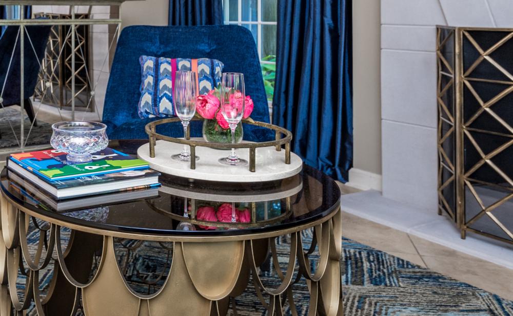 coffee table decorating ideas metairie interior design advice khb interiors