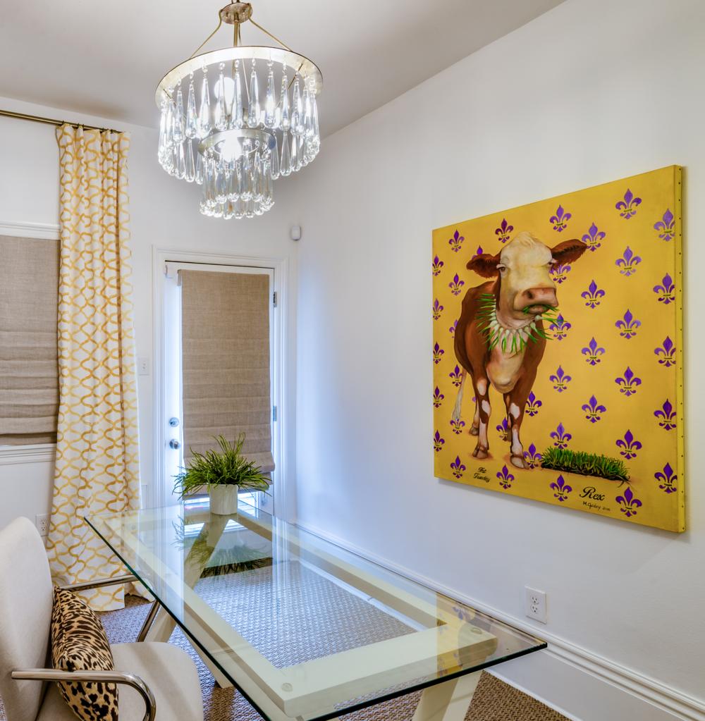 dining room wall art metairie top interior designers khb interiors