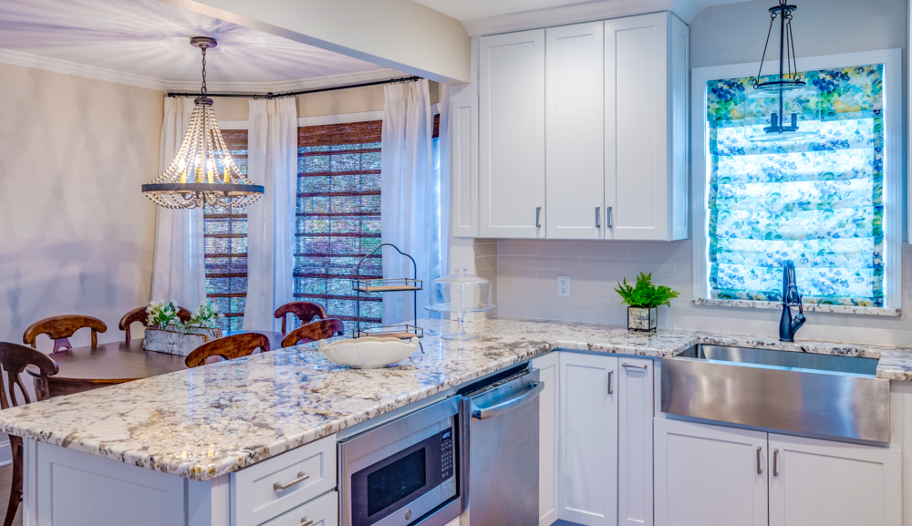 old metairie interior designer custom kitchens custom drapery new orleans