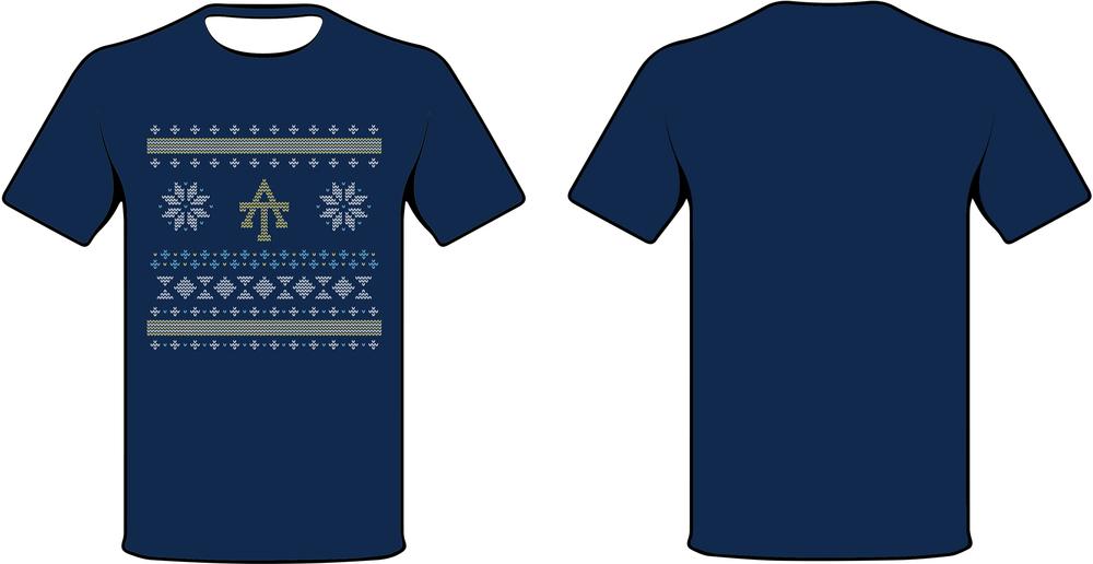 Anderson Holiday Shirt - 2015
