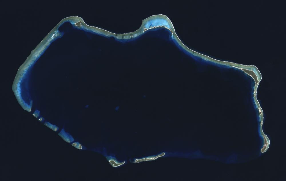 Bikini Atoll | [public domain]