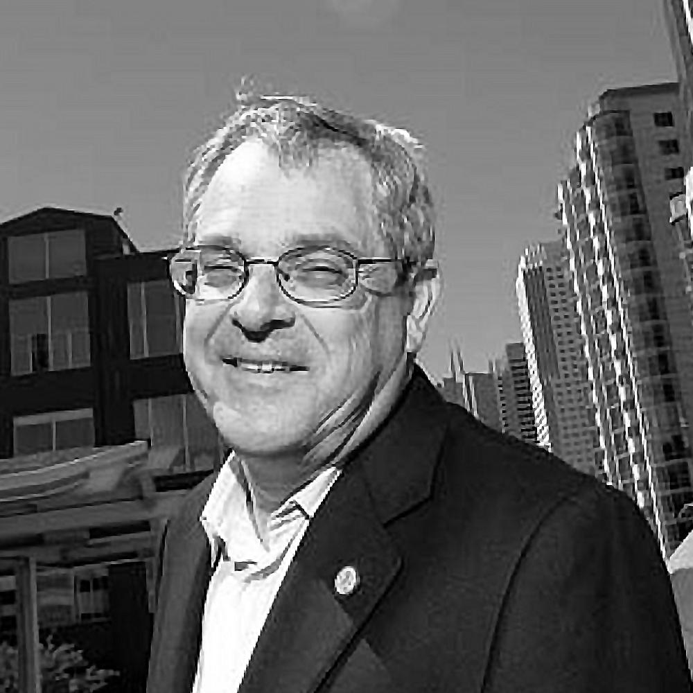 Jeffrey Heller, Heller Manus Architects President