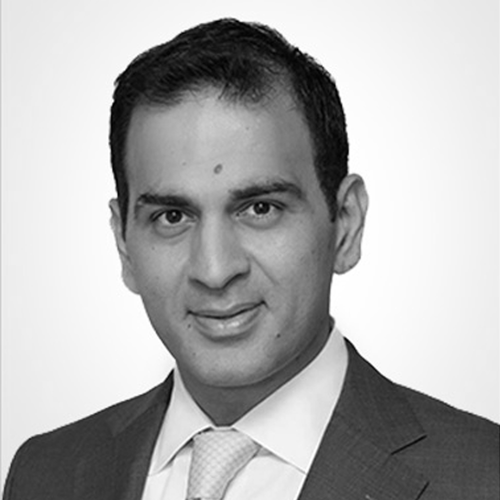 Shuja Keen, The Resource Group (TRG) Holdings Managing Director
