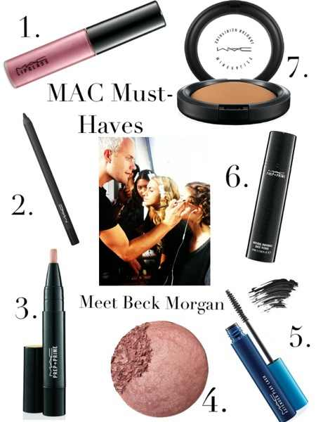 Bedwelming MAC Must-Haves: Meet Beck Morgan — Polish and Pout #XK34