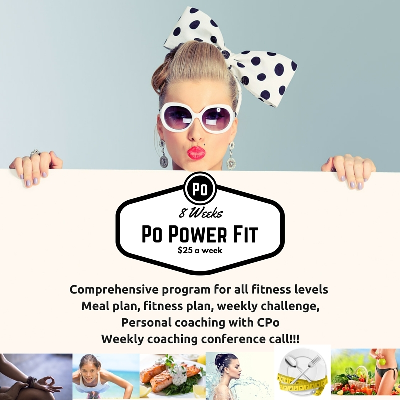Po Power Fit Program