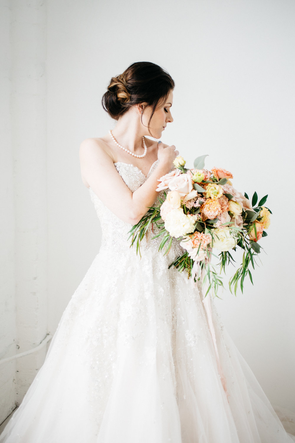 lauren belle jewelry | kate mcleod studio florals