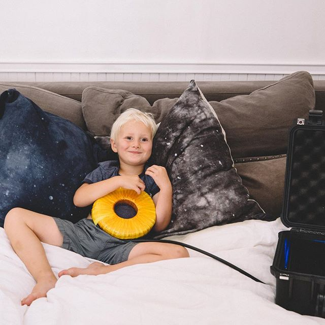 "Toddlers love @ampcoil and we love hearing from parents on what a game changer the #ampcoil #pemf technology is for their family. ""At the very first sign of any kind of cold we run the ""Immune Boost"" journey through the #BetterGuideApp and often the symptoms won't even develop! We run the journey 2-3 x a day until symptoms clear."" #wellness #toddlerlove #pemf #biohack #selfcare #transformation #ampcoil #cleanse #shift #transform #fridayquotes #fridayfeeling #customerlove #customerfeedback #BetterGuideApp #soundtechnology"