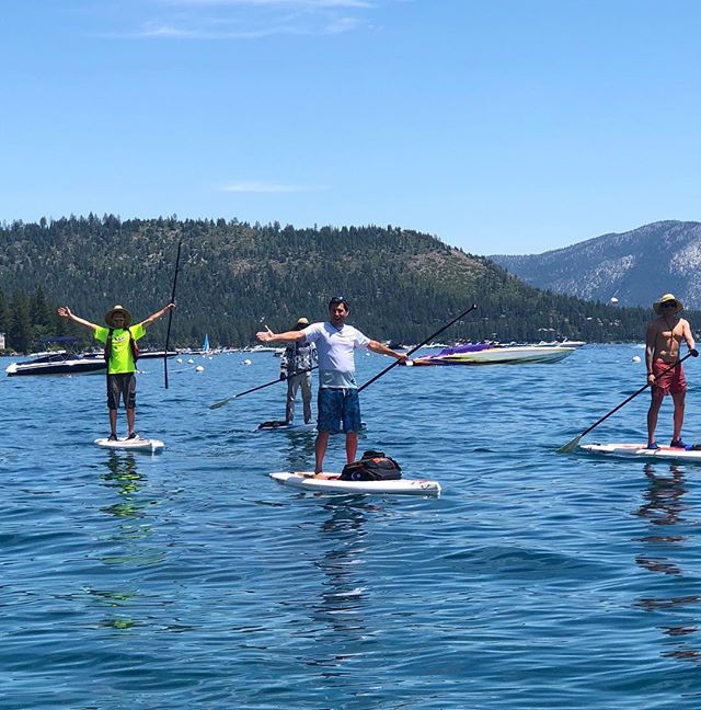 Wow! What an incredible accomplishment @ampcoil team! 💥 80 miles around Lake Tahoe over 4 days to raise funds and awareness for the extremely valuable @wfhfoundation Lyme to Wellness Program! 😃 Stand up and Paddle out Lyme is an annual charity event where anyone can participate. It's not too late to donate! 🙏🏼Your support helps families suffering from Lyme get access to an AmpCoil for 4 months to treat Lyme and help them get back on their feet. 👐🏽 Your donation helps restore wellness and hope. 🤙 #wellnessforhumanityfoundation #lymedisease #sup #support #biohack #selfcare #transformation #pemf #ampcoil #donatenow #hope #healthyliving #thriving #autoimmunedisease #love #paddleboarding #paddleoutlyme #technology  Link to donate is in bio 🙏🏼💛