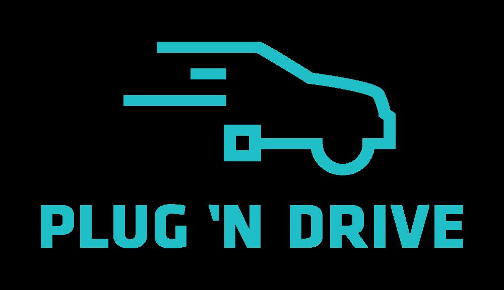 Plug n drive logo