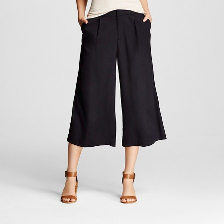 Target, $28 The culotte style is so fresh, and I've been dreaming of the outfits I could create with this pair.