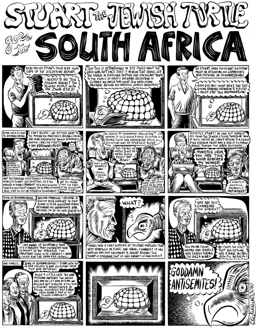 Stuart Turtle/S. Africa: Goldstone. Forward, 6/29/10