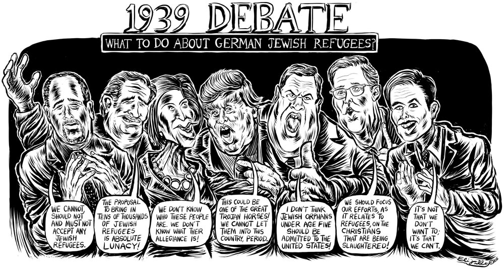 Republican Debate 1939 11/17/15