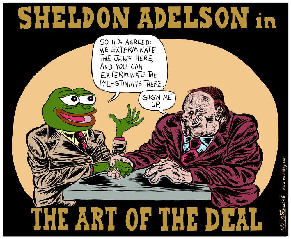 Sheldon Adelson, 11/16/16