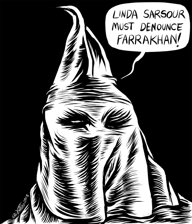 GOP, Sarsour, Farrakhan, 11/19/18