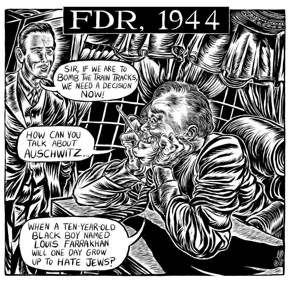 FDR, 1944, Farrakhan 12/26/18